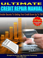 Ultimate Credit Repair Manual