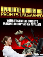 Affiliate Marketing Profits Unleashed