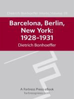 Barcelona Berlin DBW Vol 10