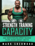 Strength Training Capacity