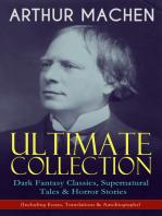 ARTHUR MACHEN Ultimate Collection
