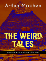 THE WEIRD TALES - Horror & Macabre Collection