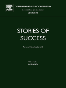 Stories of Success: Personal Recollections XI