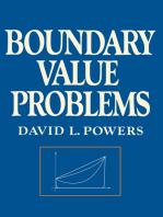Boundary Value Problems