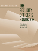 Security Officer's Handbook