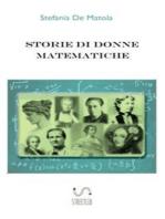 Storie di donne matematiche