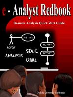 eAnalyst Redbook Business Analysis Quick Start Guide