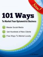 101 Ways to Market Your Optometrist Business