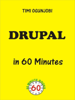 Drupal In 60 Minutes