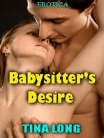 Babysitter's Desire (Erotica)