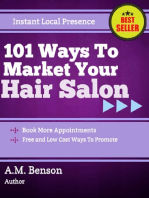 101 Ways to Market Your Hair Salon Business
