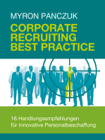 Corporate Recruiting Best Practice