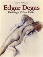 Edgar Degas Drawings