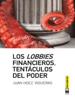 Los lobbies financieros, tentáculos del poder
