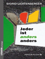 Jeder ist anders anders