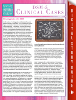 DSM-5 Clinical Cases (Speedy Study Guides)