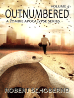 Outnumbered Volume 4, The Zombie Apocalypse Series