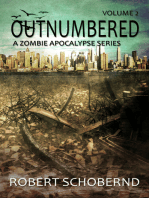 Outnumbered Volume 2, The Zombie Apocalypse Series
