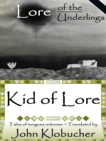 Lore of the Underlings