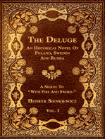 The Deluge - Vol. I. - An Historical Novel Of Poland, Sweden And Russia