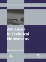 Advances in Technical Nonwovens