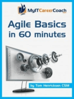 Agile Basics in 60 Minutes