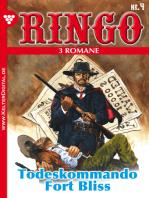 Ringo 3 Romane Nr. 4 – Western