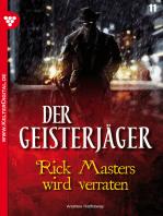 Der Geisterjäger 11 – Gruselroman