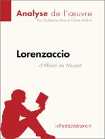 Lorenzaccio d'Alfred de Musset (Analyse de l'œuvre)