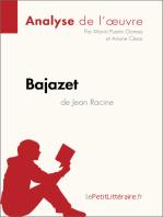 Bajazet de Jean Racine (Analyse de l'œuvre)