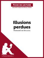 Illusions perdues d'Honoré de Balzac (Fiche de lecture)