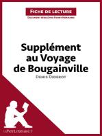 Supplément au voyage de Bougainville de Denis Diderot (Fiche de lecture)