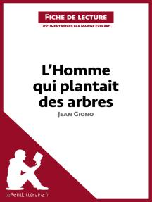 L'Homme qui plantait des arbres de Jean Giono (Fiche de lecture): Résumé complet et analyse détaillée de l'oeuvre