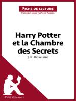 Harry Potter et la Chambre des secrets de J. K. Rowling (Fiche de lecture)