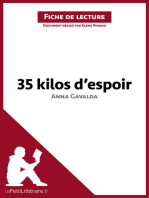 35 kilos d'espoir d'Anna Gavalda (Fiche de lecture)