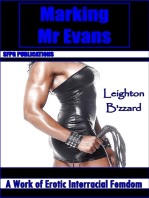 Marking Mr Evans