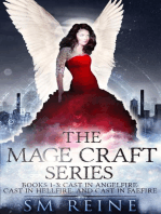 The Mage Craft Series, Books 1-3