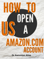 How To Open a US Amazon.com Account