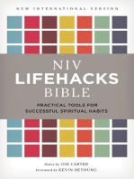 NIV, Lifehacks Bible, eBook