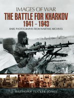 The Battle for Kharkov 1941 - 1943