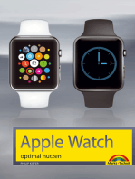 Apple Watch optimal nutzen