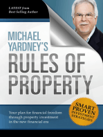 Michael Yardney's Rules of Property
