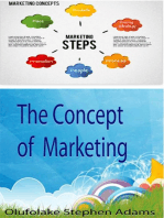 The Concepts of Marketing
