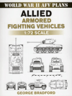 Allied Armored Fighting Vehicles: 1:72 Scale