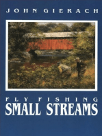 Fly Fishing Small Streams