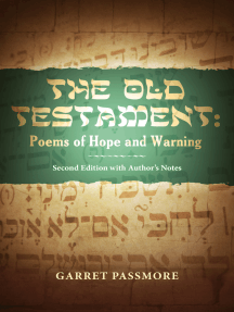 The Old Testament: Poems of Hope and Warning