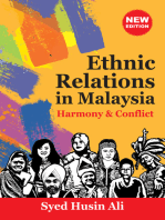 Ethnic Relations in Malaysia: Conflict and Harmony