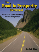 The Road to Prosperity Devotional