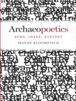 Archaeopoetics