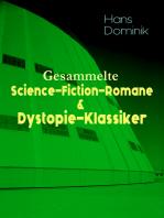 Gesammelte Science-Fiction-Romane & Dystopie-Klassiker